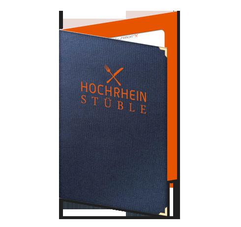 Speisekarte Hochrheinstüble
